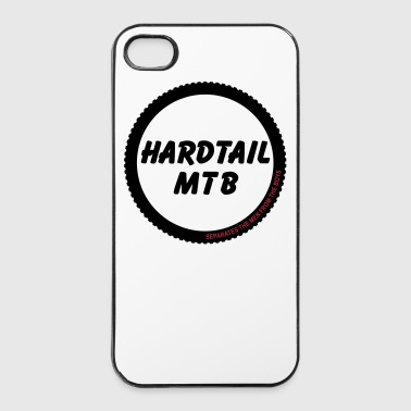 Hardtail MTB - Separates the man from the boys - iPhone 4/4s Hard Case