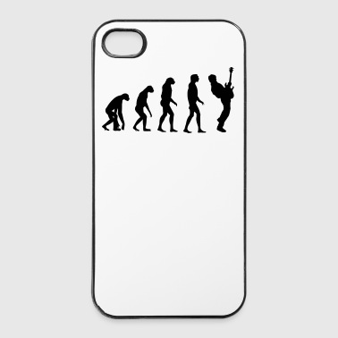 bass player evolution - iPhone 4/4s Hard Case