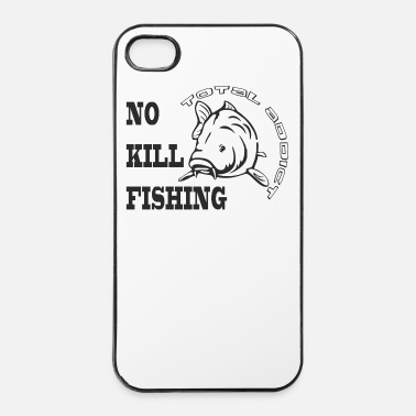 Carpe No-Kill-Fishing - Coque rigide iPhone 4/4s