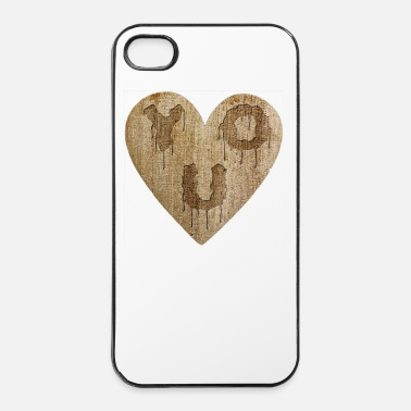 Job Love YOU - Coque rigide iPhone 4/4s