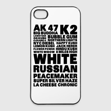 Cannabis - iPhone 4/4s Hard Case