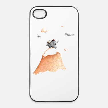Feet Traveling Elephant - iPhone 4 & 4s Case