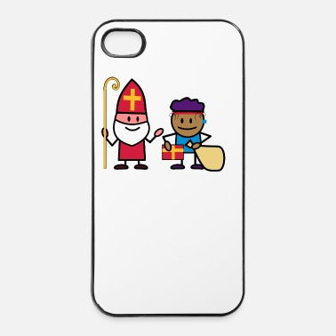Surprise sint en piet - Coque rigide iPhone 4/4s