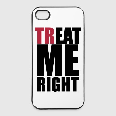 trEAT me right - iPhone 4/4s Hard Case