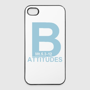 Catholique beatitudes - Coque rigide iPhone 4/4s