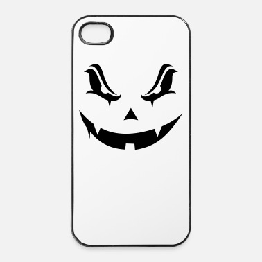 Mauvais Evil pumpkin - Coque rigide iPhone 4/4s