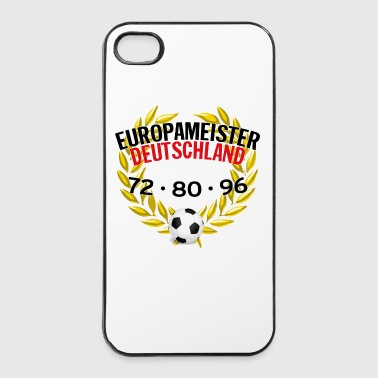 Europameister Deutschland - iPhone 4/4s Hard Case