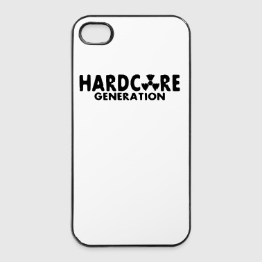 harcore generation / hard core generation - Carcasa iPhone 4/4s