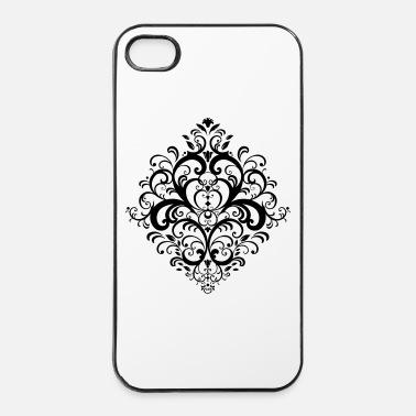 Chic baroque - Coque rigide iPhone 4/4s