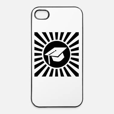 Graduation graduation cap - iPhone 4 & 4s Case