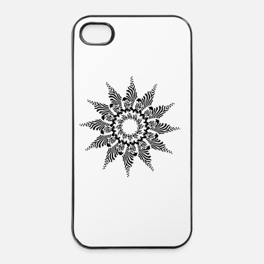Zebra Zebra Star - iPhone 4/4s hard case
