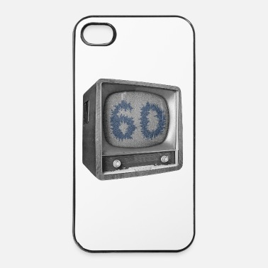 Tv 60 jaar verjaardag - iPhone 4/4s hard case
