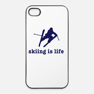 Sports skiing is life ii - Carcasa iPhone 4/4s