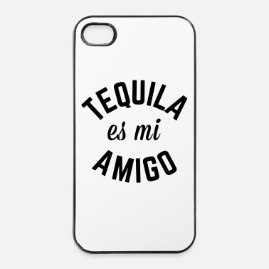 Tequila Tequila Es Mi Amigo  - iPhone 4/4s Hard Case