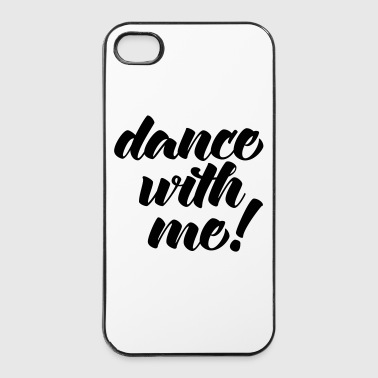 Dance With Me - Coque rigide iPhone 4/4s
