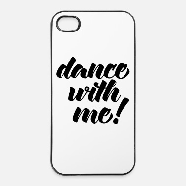 Rave Dance With Me - iPhone 4/4s hard case