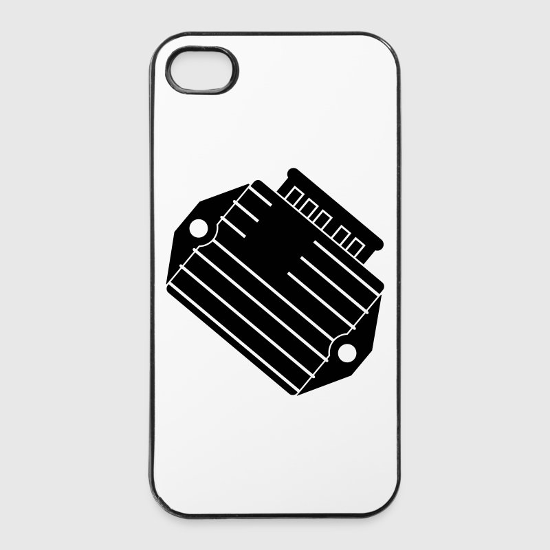 voltage_regulator_re17 - iPhone 4/4s Hard Case