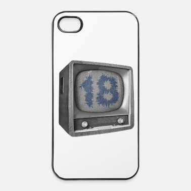 Tv Geboortedatum 18 jaar - iPhone 4/4s hard case