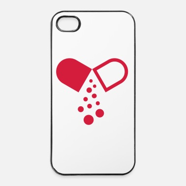 Pilule Pilule - Coque rigide iPhone 4/4s