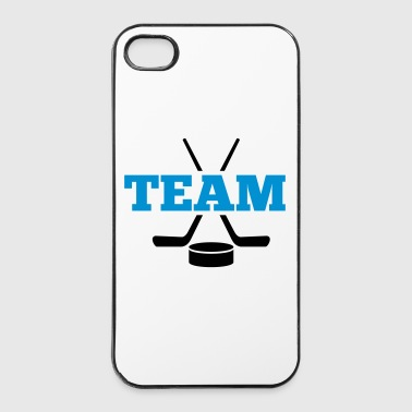 Ishockey - iPhone 4/4s Hard Case