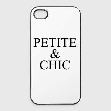 Chic Petite & Chic  - iPhone 4/4s hard case