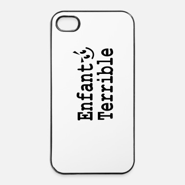 Mauvais enfant terrible - Coque rigide iPhone 4/4s