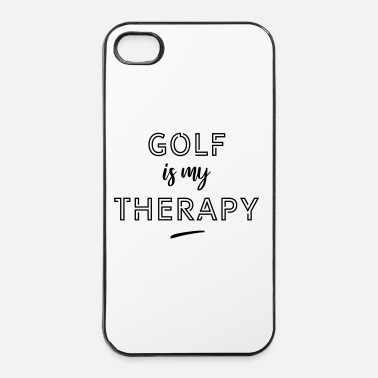 Joke Golf is my therapy - iPhone 4 & 4s Case
