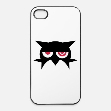 Herbe Hibou - Coque rigide iPhone 4/4s