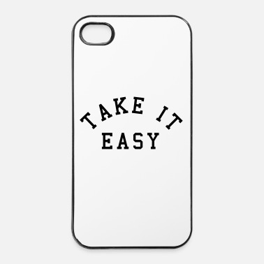 Take Take It Easy - iPhone 4/4s hard case