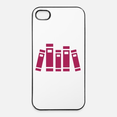 Leggere Libri - Custodia rigida per iPhone 4/4s