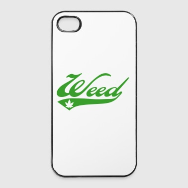 Weed Team - Coque rigide iPhone 4/4s