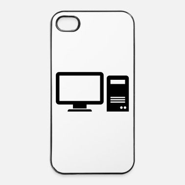 Ordinateur Ordinateur - Coque rigide iPhone 4/4s