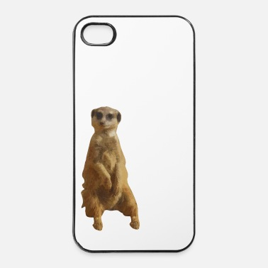 Suricate suricate - Coque rigide iPhone 4/4s