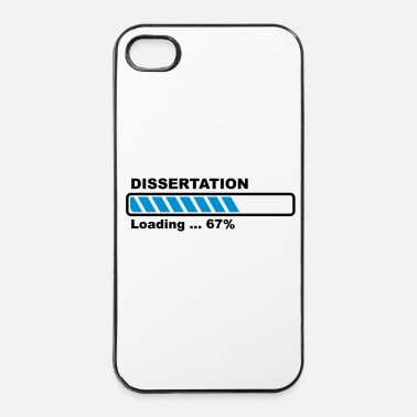 Bar Dissertatie - loading - iPhone 4/4s hard case