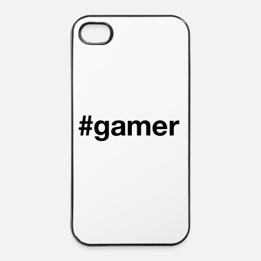 Gamer Gamer - Carcasa iPhone 4/4s