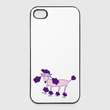 poodle - iPhone 4/4s Hard Case