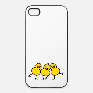 tipsy chicks (b) - Coque rigide iPhone 4/4s