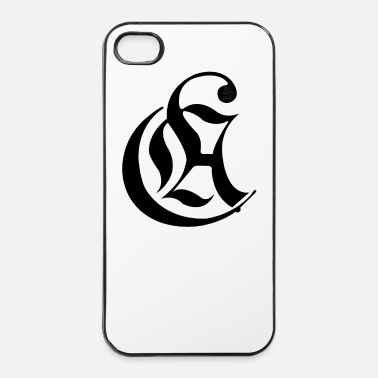 Deux ca by CustomStyle - Coque rigide iPhone 4/4s