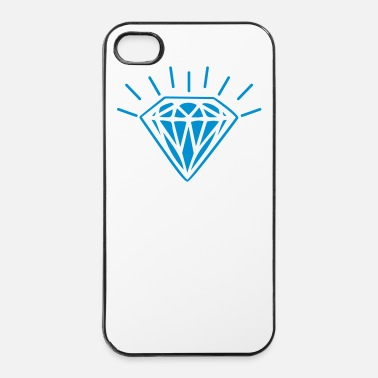 Shiny Shiny Diamond - iPhone 4 & 4s Case