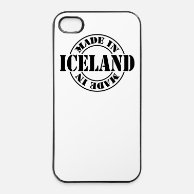 Regio made_in_iceland_m1 - iPhone 4/4s hard case