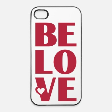 BE LOVE - iPhone 4/4s Hard Case