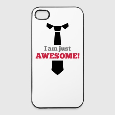 Awesome - Coque rigide iPhone 4/4s
