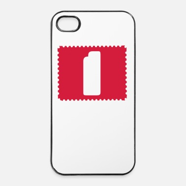 Merk 1e verjaardag - iPhone 4/4s hard case