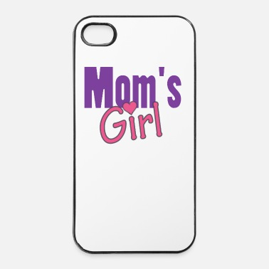 Soins mom's girl - Coque rigide iPhone 4/4s