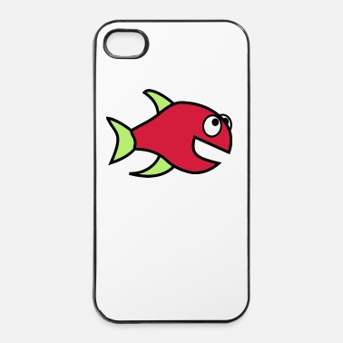 Criatura fish - Carcasa iPhone 4/4s