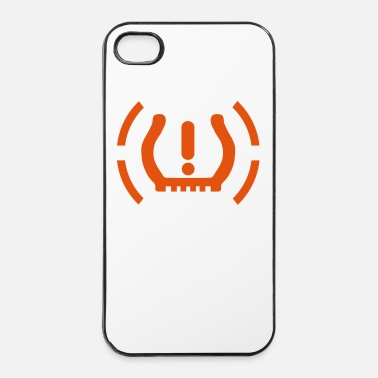 Surveillance Indicateur_pression_pneus_tpms35 - Coque rigide iPhone 4/4s