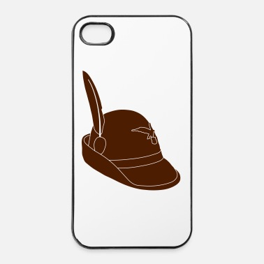Militare Cappello alpino - Custodia rigida per iPhone 4/4s