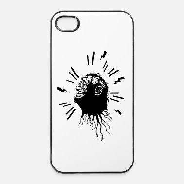 Chimpansee MONKEY - iPhone 4/4s hard case