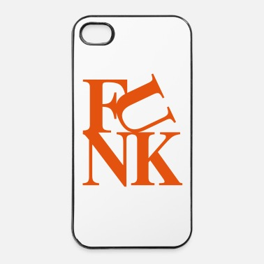 Jazz Funk music - Coque rigide iPhone 4/4s