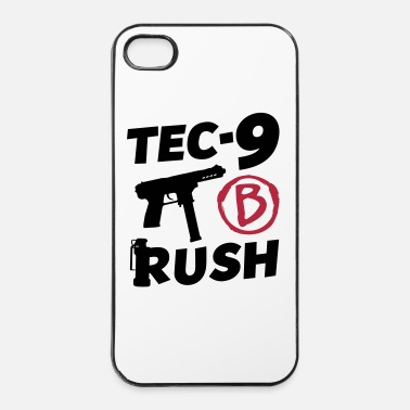 Fps tec 9 B rush - iPhone 4 & 4s Hülle